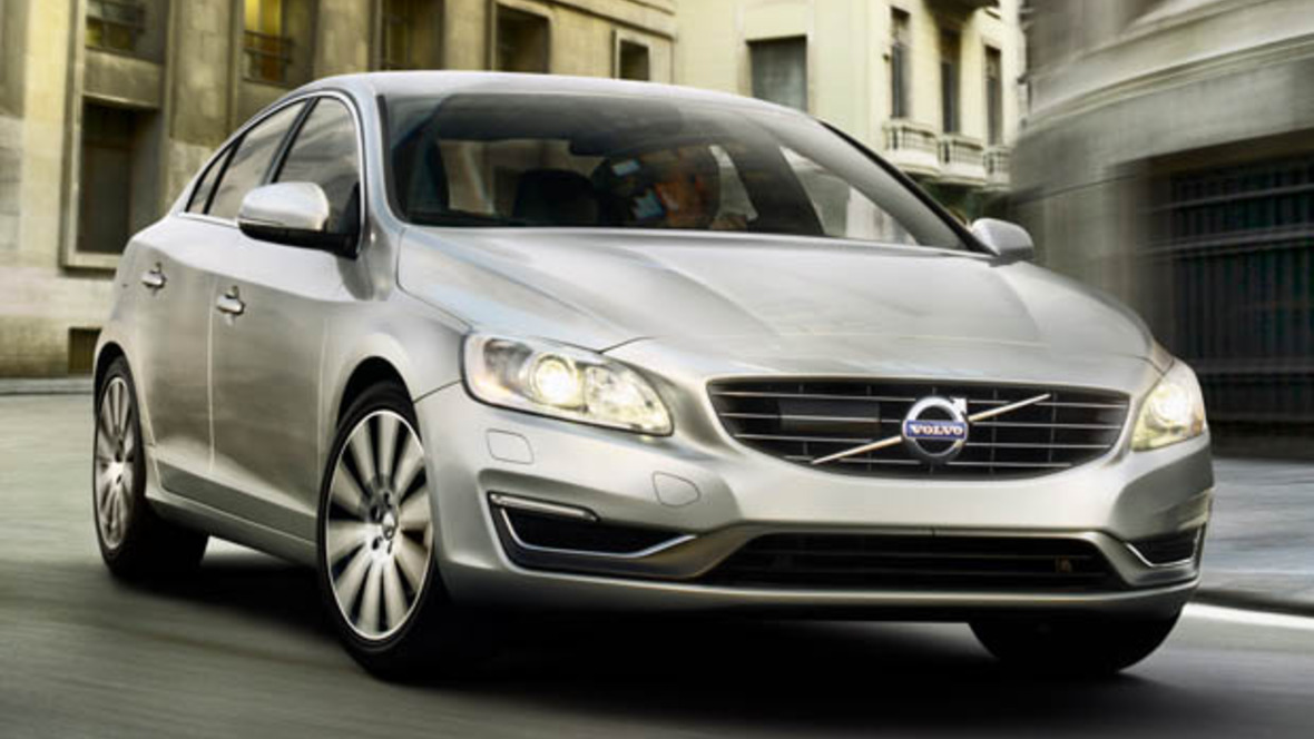 Volvo S60<br />