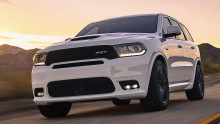 Dodge Durango SRT (2018)