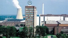 VW in Wolfsburg