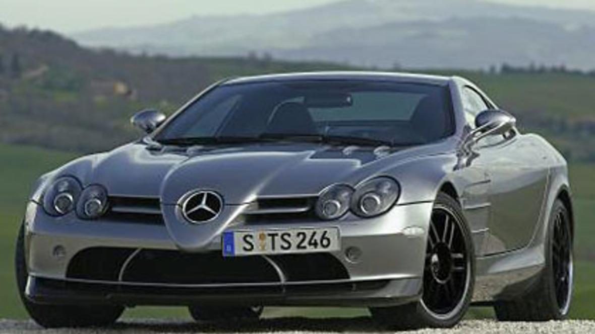 Mercedes Slr 722 Edition Autohaus De
