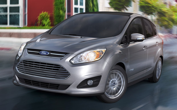 ford bringt c max mit hybridantrieb. Black Bedroom Furniture Sets. Home Design Ideas