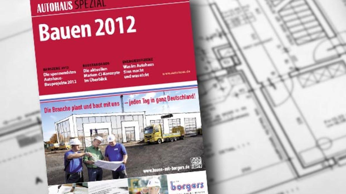 AUTOHAUS Spezial BAUEN 2012
