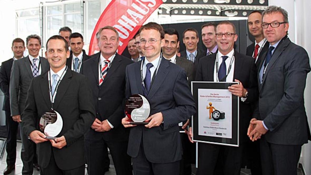 AUTOHAUS Räder- und Reifenwettbewerb 2012