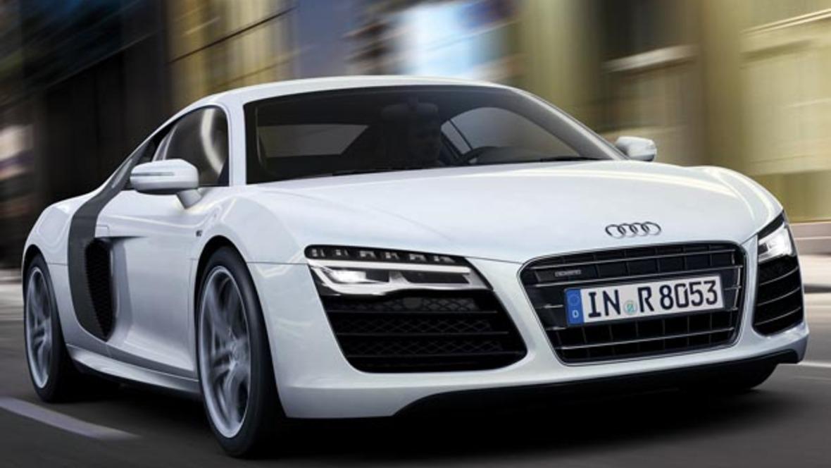 Audi R8 (Facelift)<br />