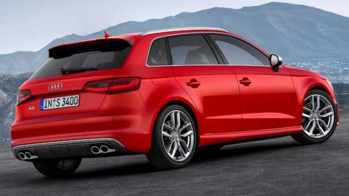 Audi S3 Sportback<br />