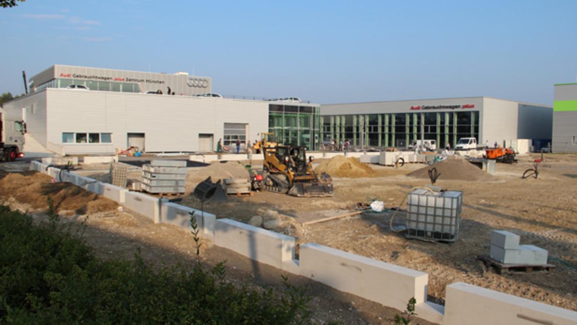Audi Gw Plus Zentrum München