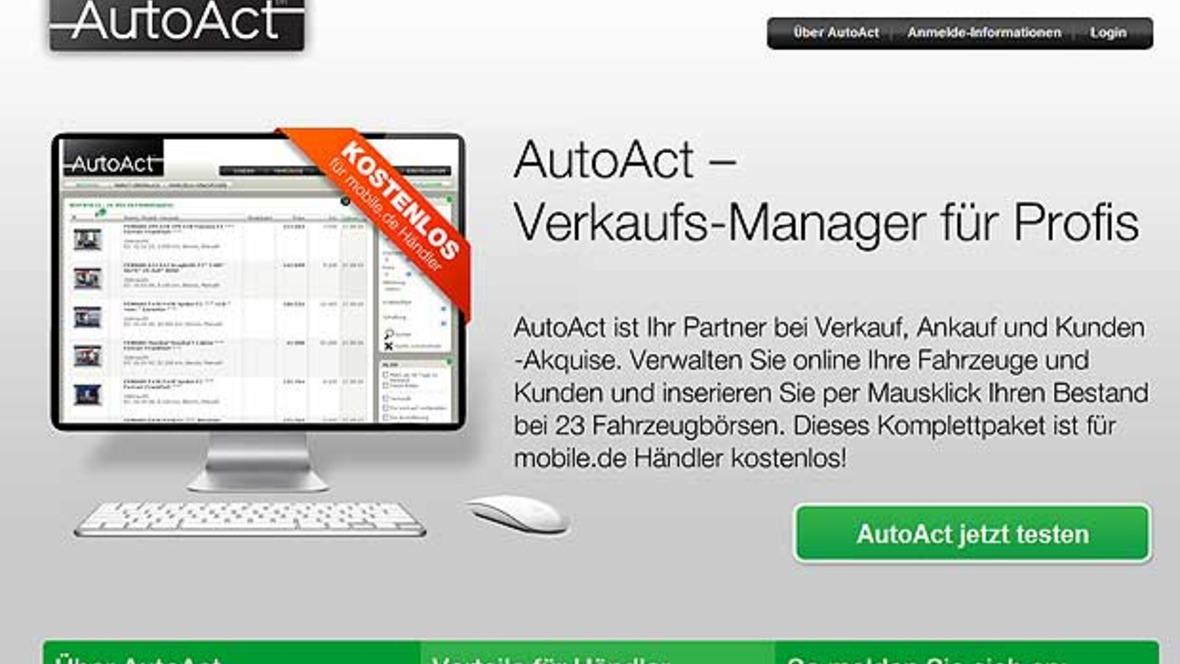 Zukauf Mobilede Mit Neuer B2b Handelsplattform Autohausde