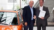 Vollrestaurierung BMW 2000 Touring