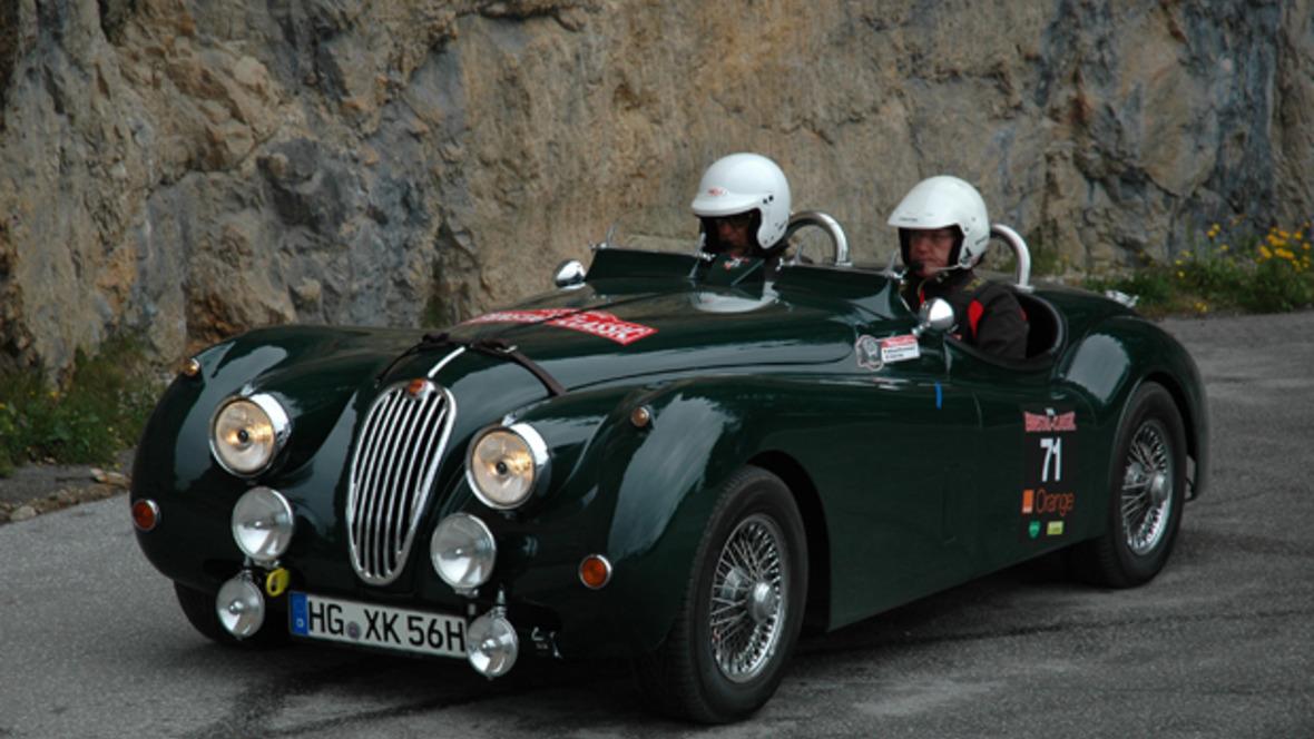 ennstal classic 2012  autohausde