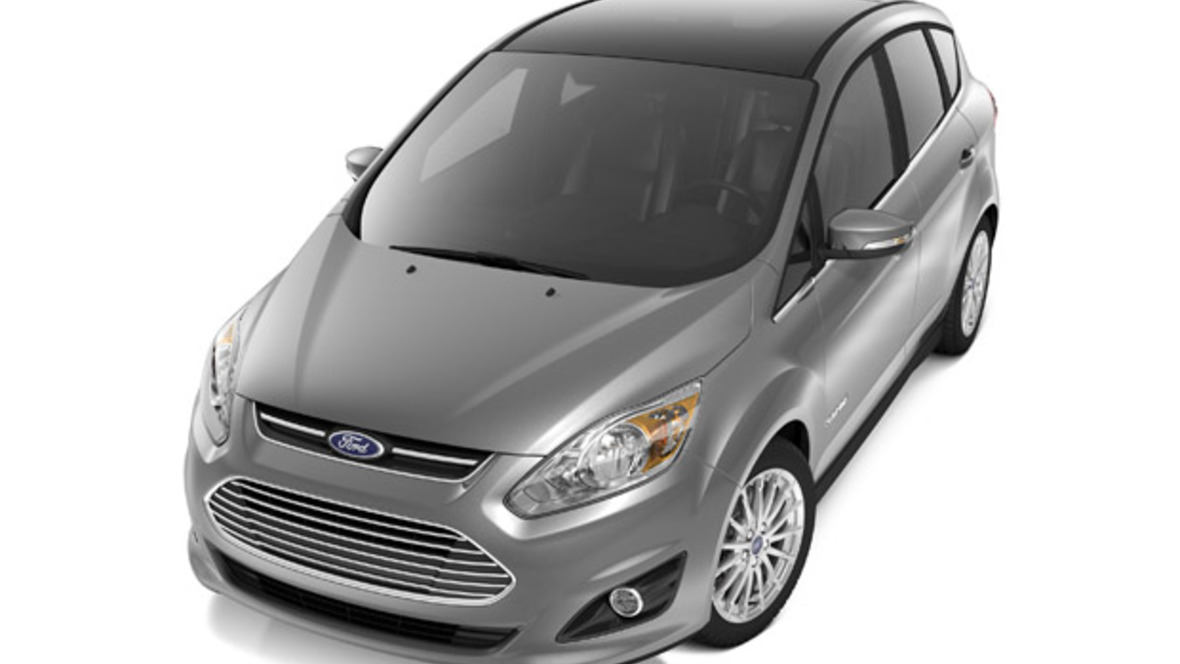 ford c max hybrid. Black Bedroom Furniture Sets. Home Design Ideas