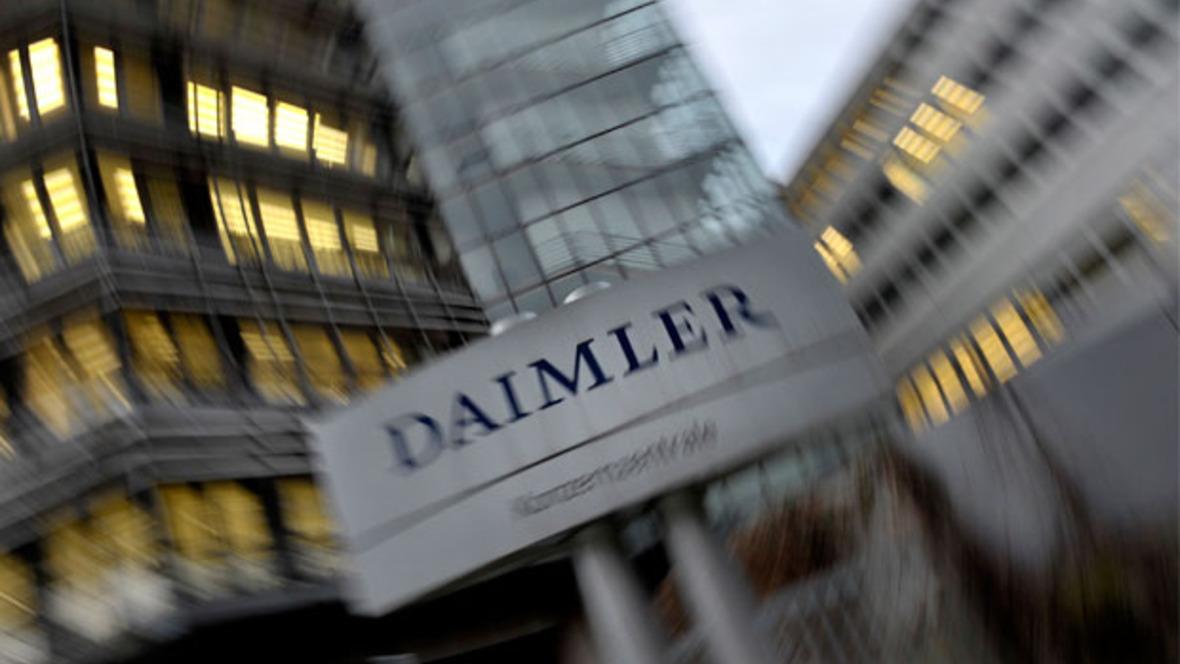 Daimler Konzernzentrale in Stuttgart
