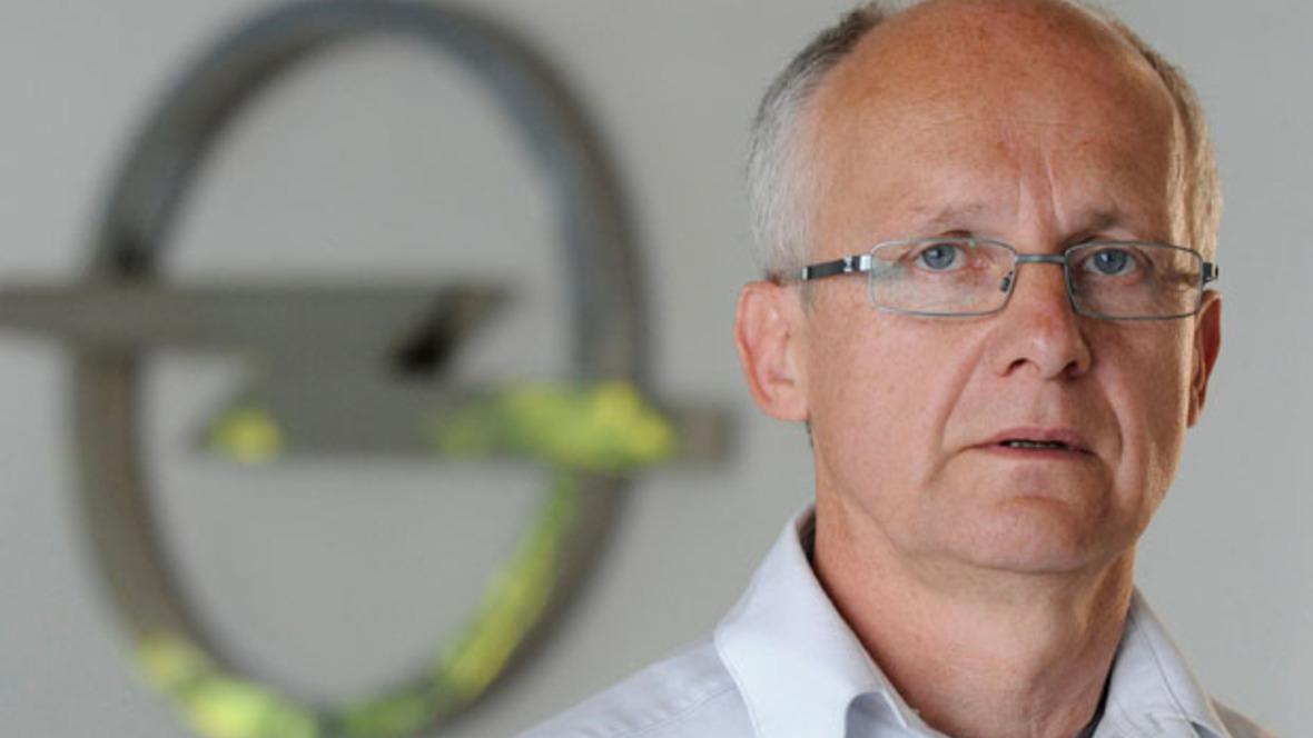 Opel-Betriebsratschef Rainer Einenkel