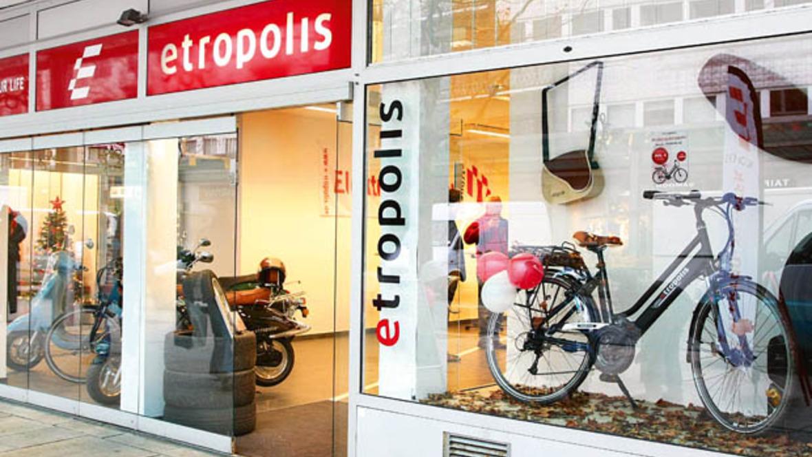 Etropolis Flagship Store