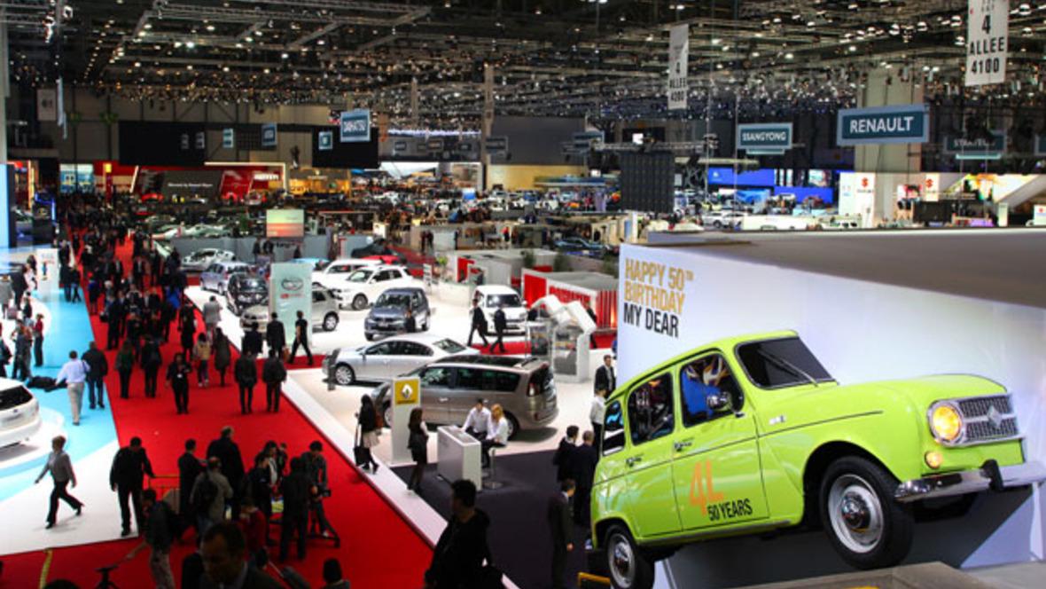 Genfer Salon 2011