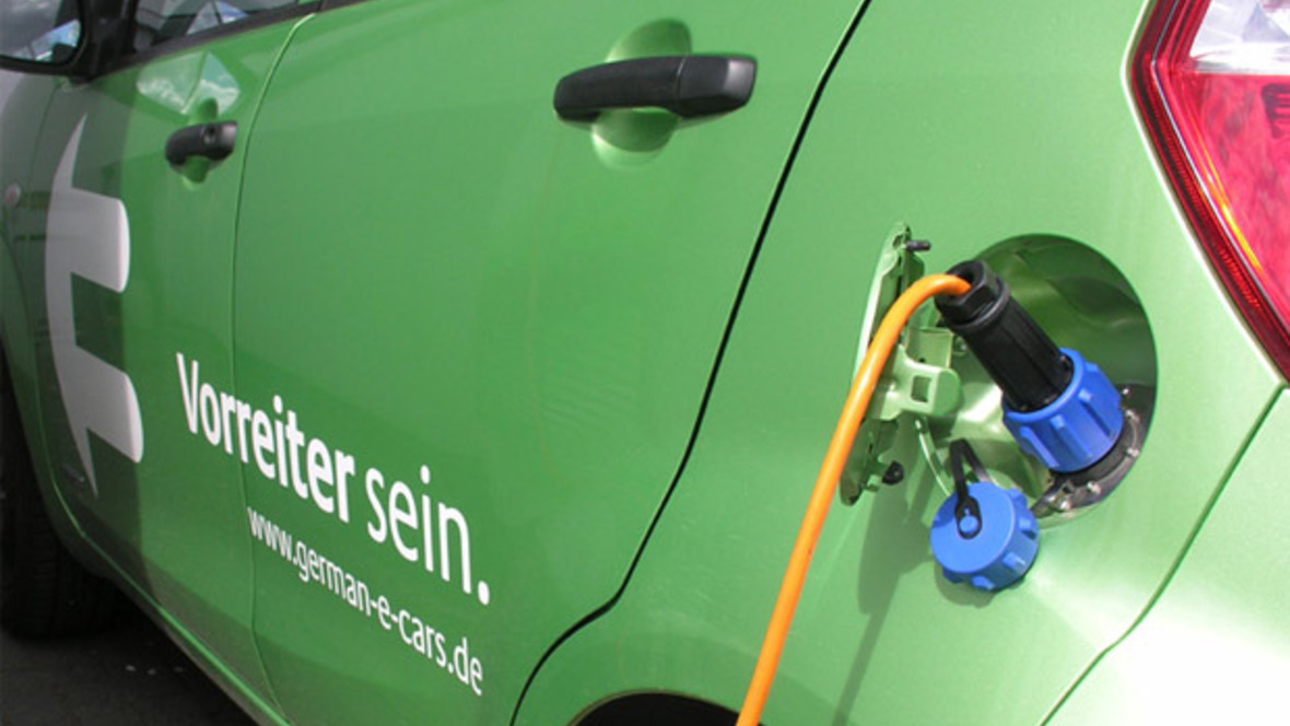 German E-Cars<br />