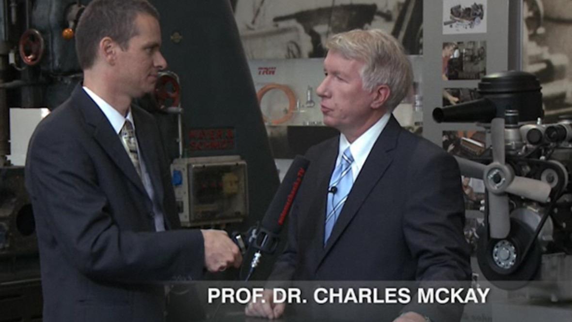 Interview Charles McKay
