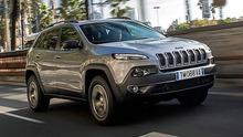 Jeep Cherokee EU-Version