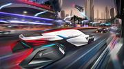 L.A. Design Challenge 2012 BMW E Patrouille