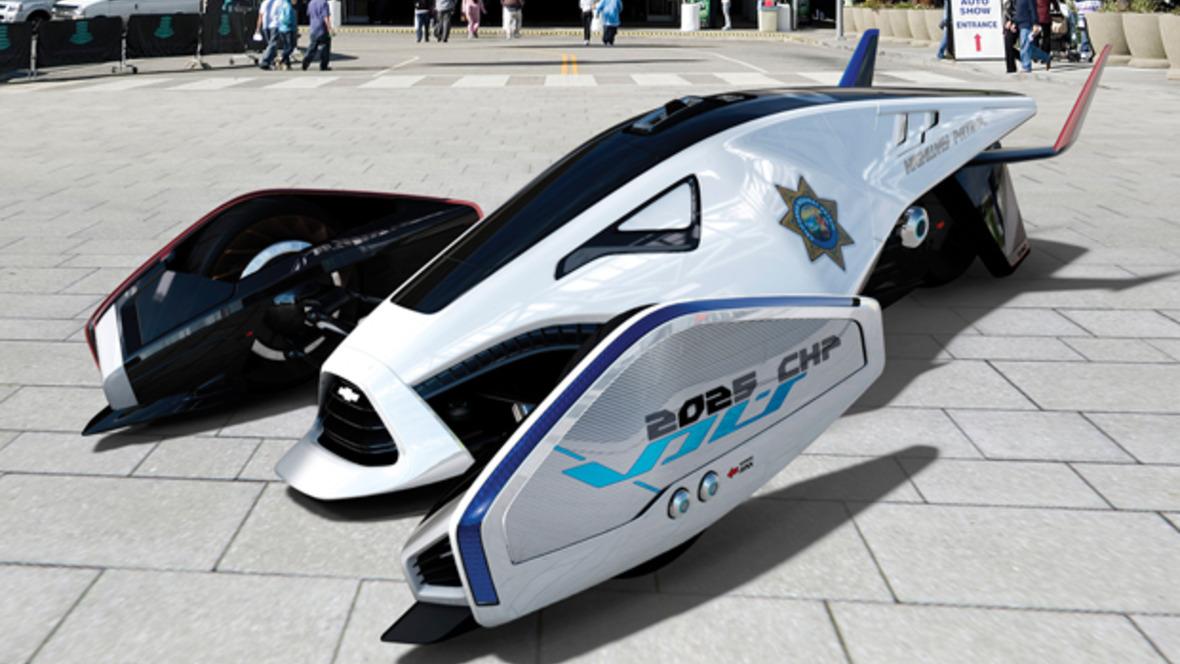 L.A. Design Challenge 2012 GM Volt Squad
