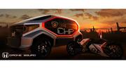 L.A. Design Challenge 2012 Honda CHP 2