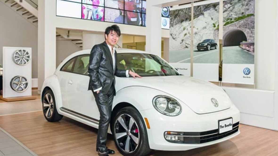 Lang Lang wird VW-Botschafter<br />