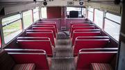 Leyland Routemaster Innenraum