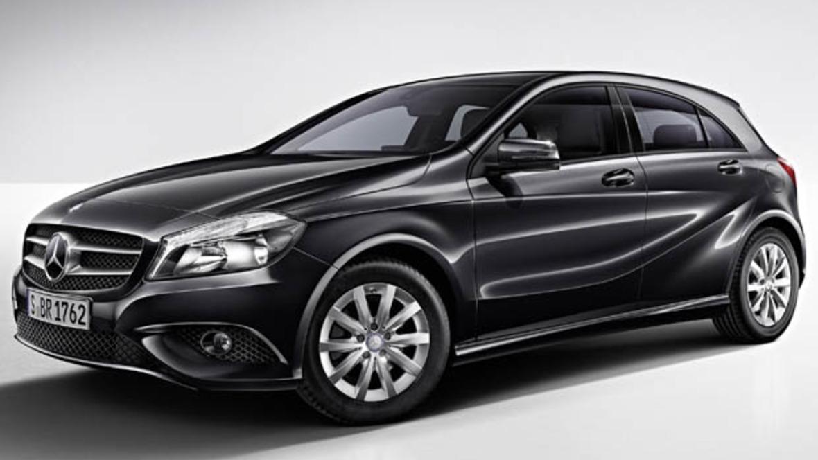 Mercedes-Benz A-Klasse BlueEfficiency Edition