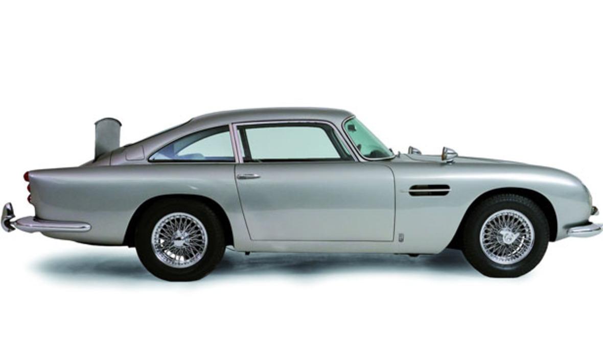 Aston Martin und Bugatti bei der InterClassics & Tobmobiel
