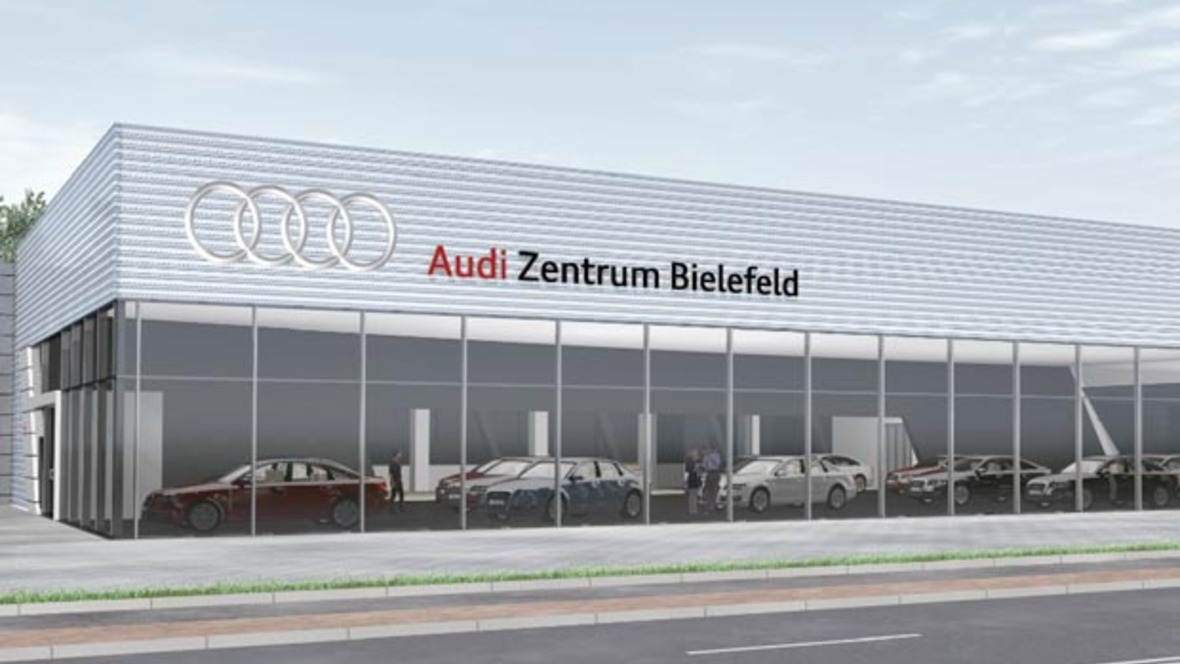 Max Moritz Baut Neues Audi Terminal