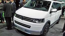 Volkswagen Multivan Alltrack in Genf