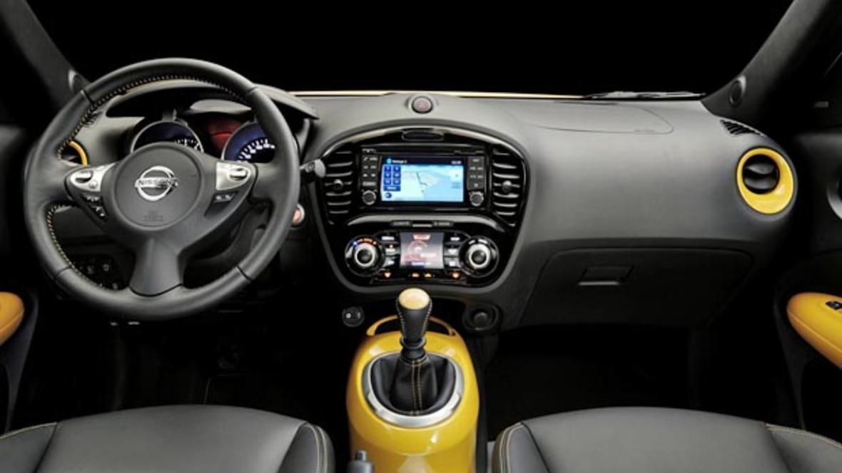 Nissan Juke Facelift - autohaus.de