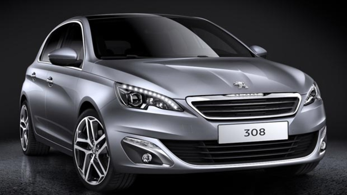 peugeot 308 mit neuem cockpit. Black Bedroom Furniture Sets. Home Design Ideas