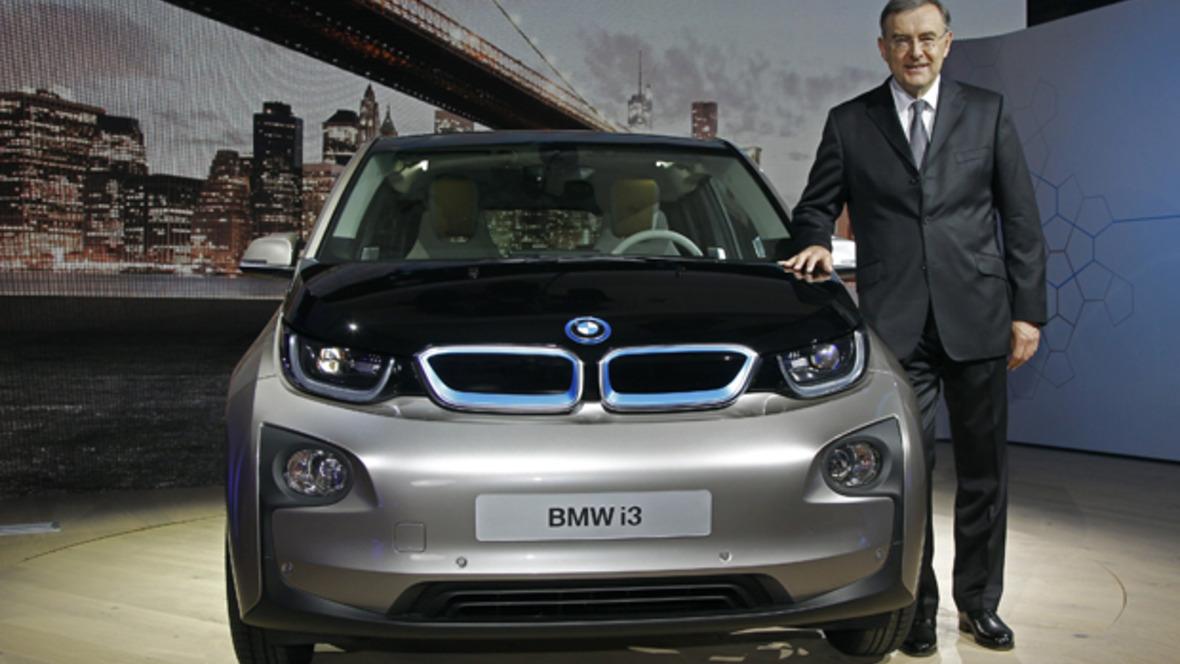 BMW-Chef Norbert Reithofer