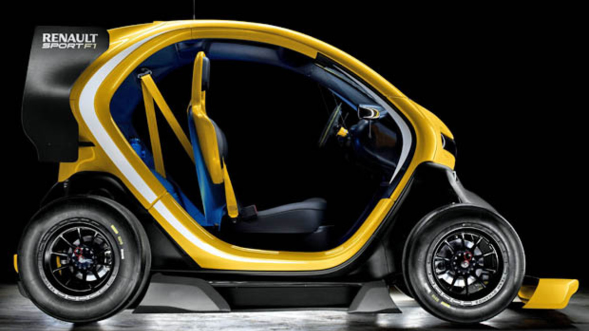 renault twizy sport f1. Black Bedroom Furniture Sets. Home Design Ideas