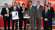 AUTOHAUS digital trophy 2013