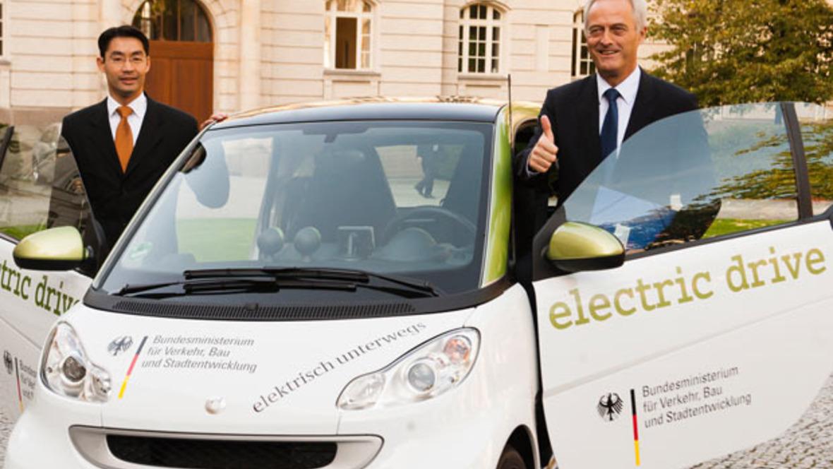 Schaufenster Elektromobilität