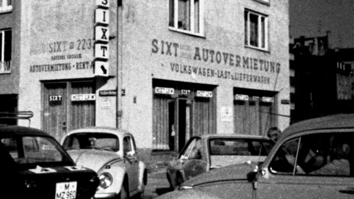 история появления автопроката в мире