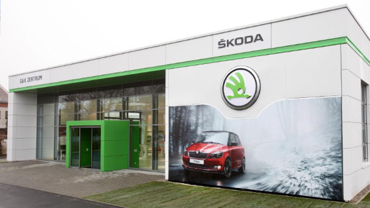 Skoda zeigt neues Markenbild