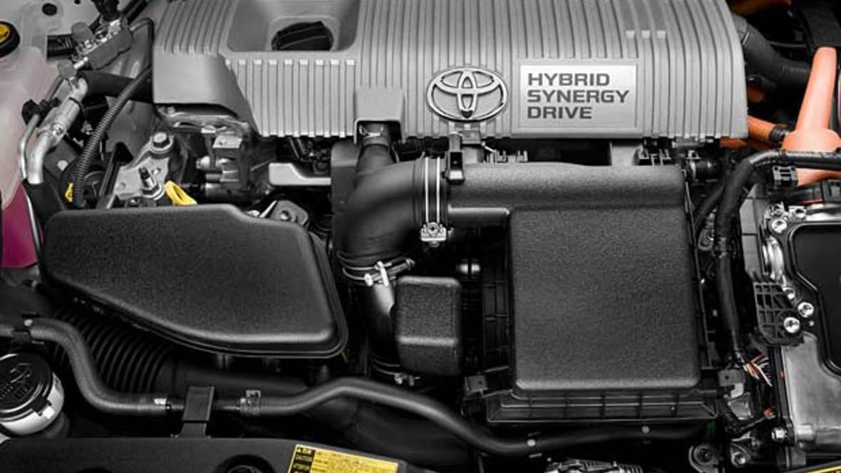Toyota Prius Motor