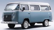 VW Bulli Kombi Last Edition