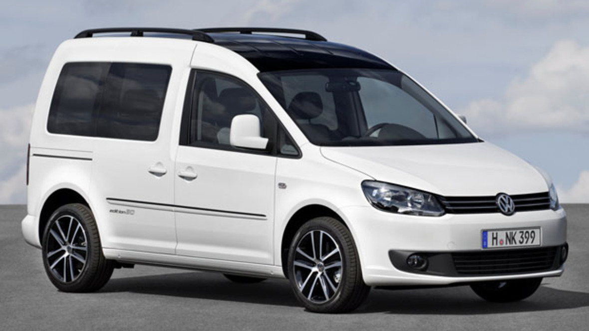 VW Caddy Edition 30