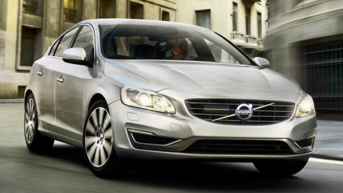 Volvo S60<br />