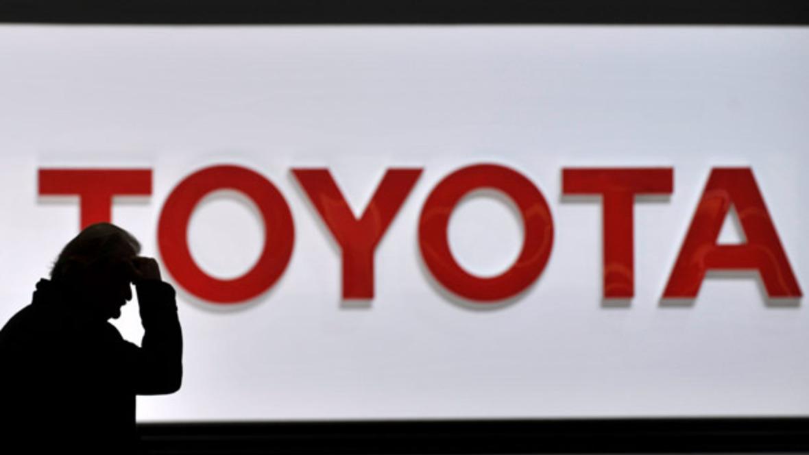 Toyota Schriftzug Logo