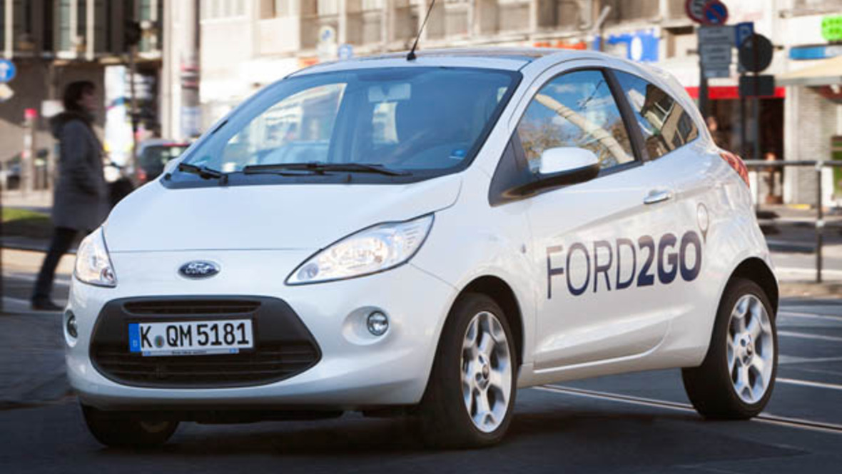 Ford2Go