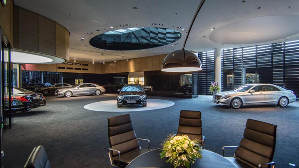 Premiere F 252 R Quot S Klasse Lounge Quot Autohaus De