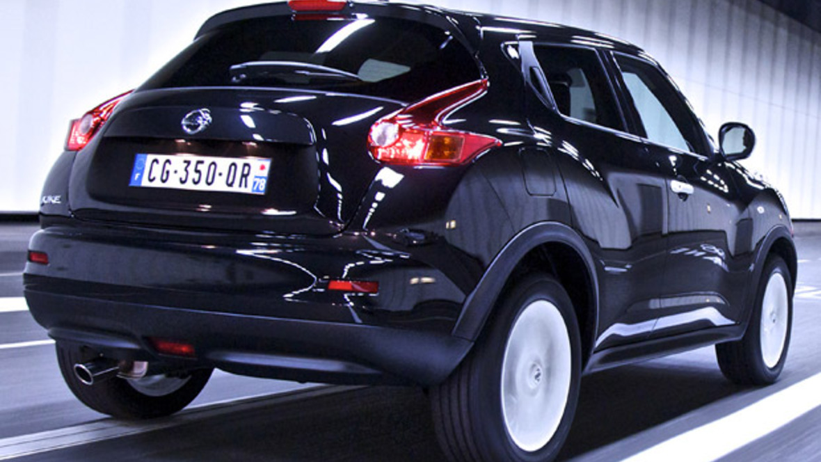 Nissan juke ministry of sound for Nissan juke innenraum