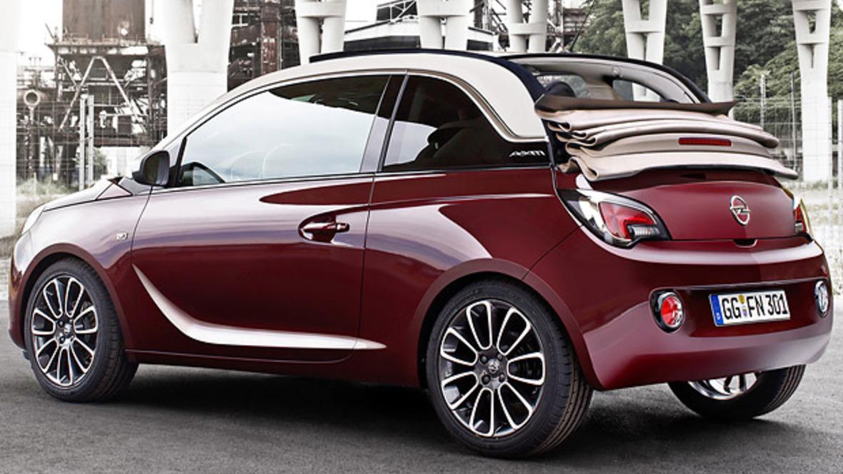 Bericht Opel Plant Offene Version Des Adam Autohaus De