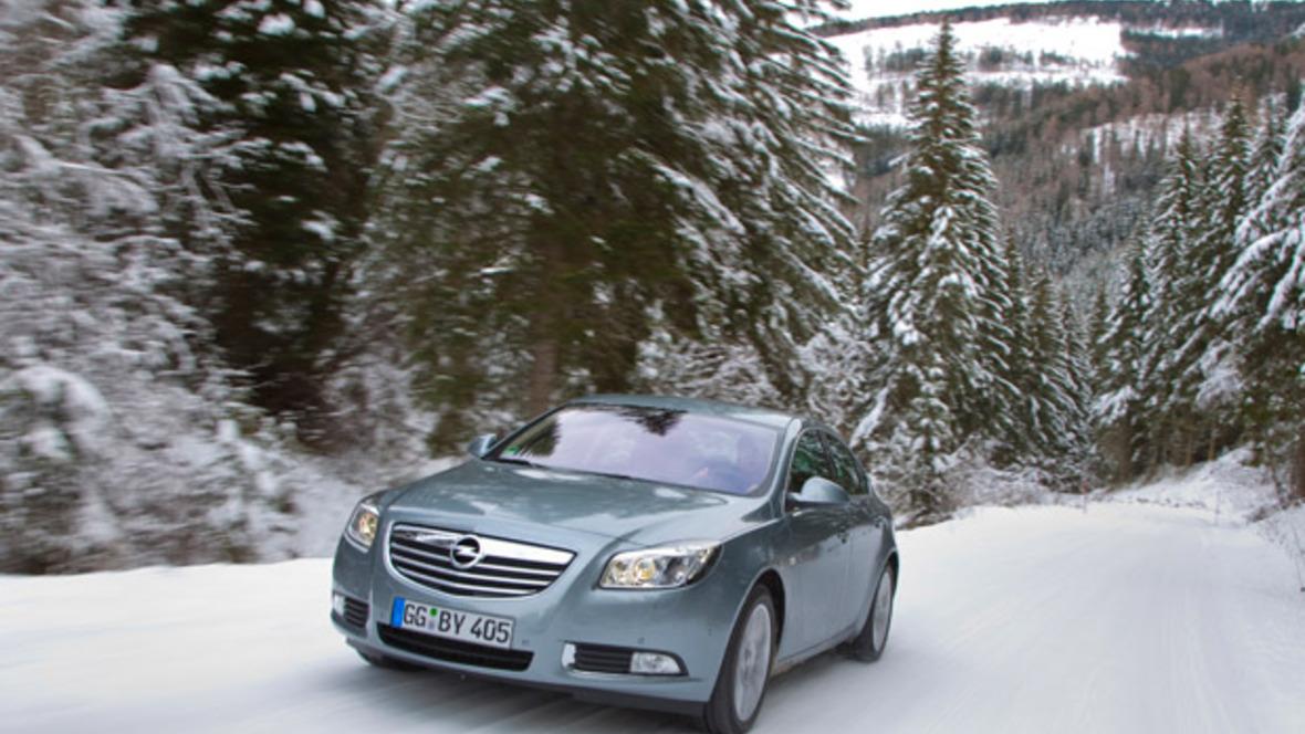 Opel Insignia Wintertauglichkeit