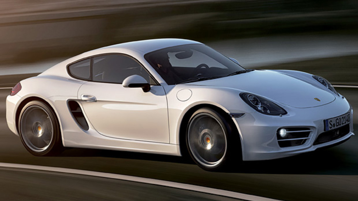 Porsche Cayman III