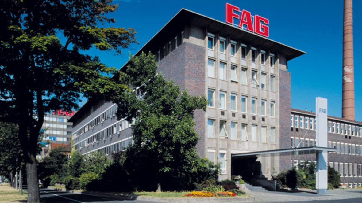 Schaeffler FAG Standort Schweinfurt